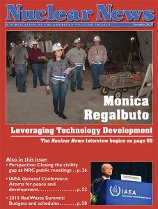 ANS Nuclear News November 2015