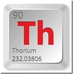 thorium symbol