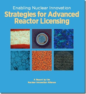 report cover nia adv reactors