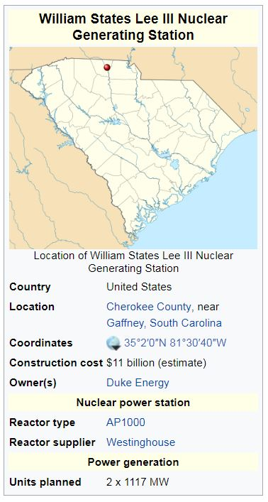 lee nuclear