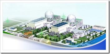 Shin Kori-5 and Shin Kori-6 reactors