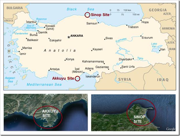 IAEA Nuclear Power in Turkey