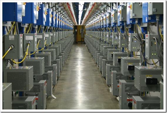 centrus centrifuge