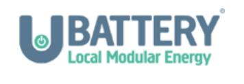 ubattery logo