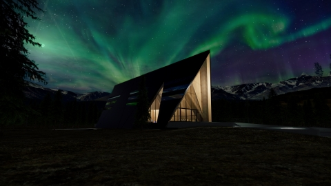 Oklo_Aurora_powerhouse_arctic_night_rendering