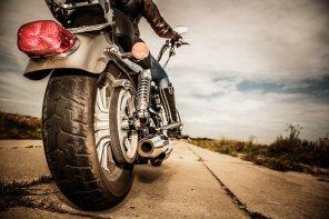 Kickstart-motorcycle