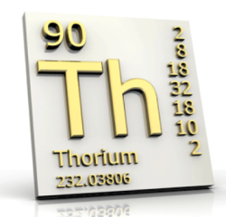 thorium periodic table symbol