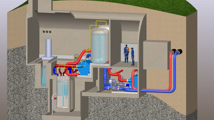 Small-underground-reactor-for-district-heating-(Lappeenranta-University-of-Technology)