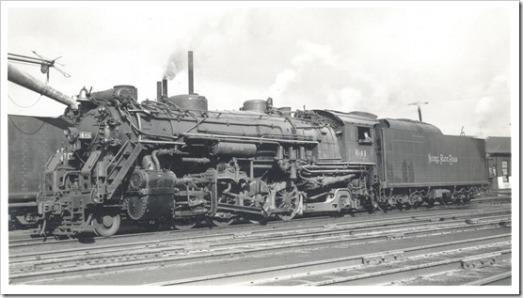 USRA Heavy Mikado 2-8-2
