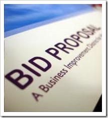 bid cover sheet