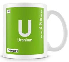mug of uranium