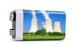 battery-nuclear-power-plant-isolated-white-background-92052833