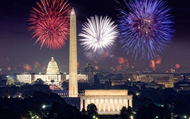 DC fireworkds